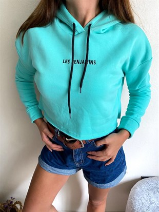 Benjamins mint yeşili sweat